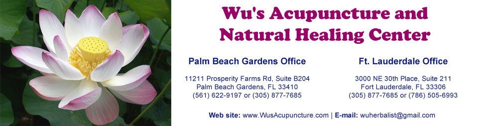 Wu's Acupuncture & Natural Healing Center