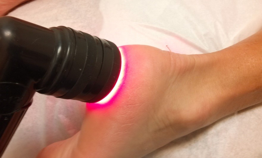Infrared Healing Light