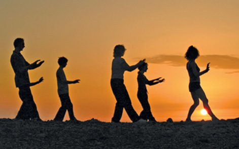 Tai Chi Class and Health Education